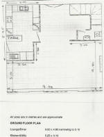 property in Larnaca for sale with swimming pool - the floorplans