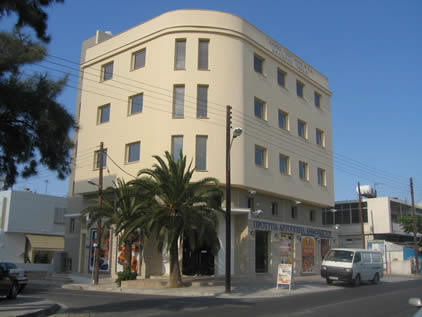 Offices and shops for rent in Nicosia